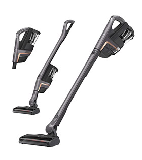 Miele Triflex HX1 41MUL013GB, 3-in-1 Cordless Vacuum Cleaner, Grey