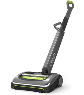 Gtech Mk2 AirRam Cordless Upright Vacuum Cleaner, 22 V, Grey